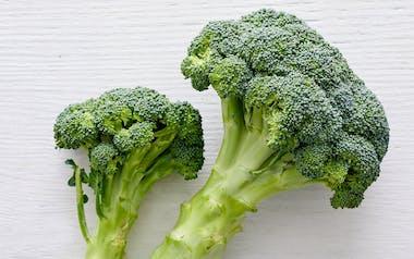Organic Bunched Broccoli