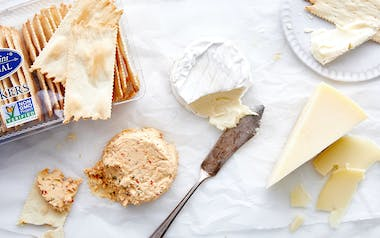Cheese & Crackers Board