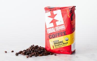 Organic Breakfast Blend Coffee Beans