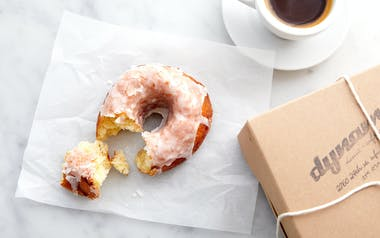 Vanilla Bean Donut