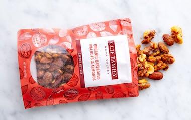 Organic Barbecued Walnuts & Almonds