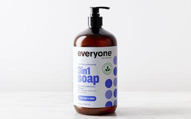 Lavender & Aloe 3 in 1 Soap