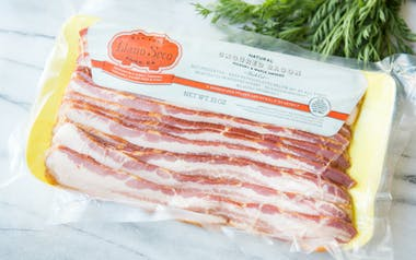 Pastured Uncured Bacon (Frozen)