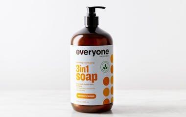 Coconut & Lemon 3 in 1 Soap