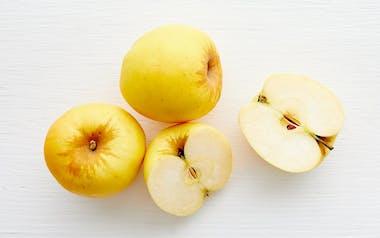 Organic Golden Delicious Apples