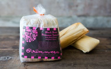 Black Bean Bonanza Tamales