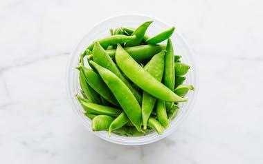 Washed Sugar Snap Peas