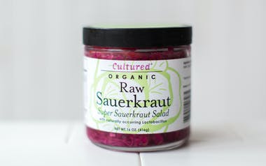 Organic Super Sauerkraut Salad