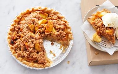 Wheat-Free Vegan Apple Pie