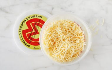 Shredded Romano