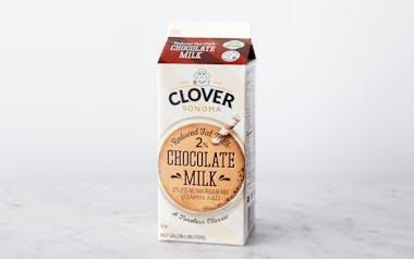 Reduced Fat Chocolate Milk