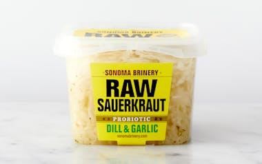 Dill & Garlic Sauerkraut
