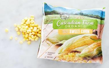 Organic Frozen Sweet Corn