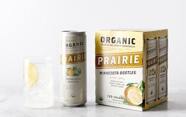 Organic Sparkling Minnesota Bootleg Craft Cocktail