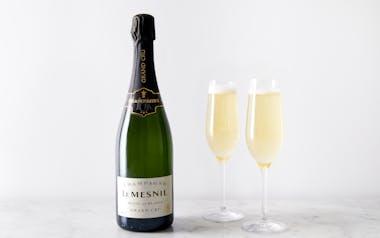 Champagne Le Mesnil Brut Blanc de Blancs