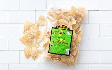 Organic Salt-Free Tortilla Chips