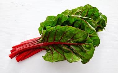 Organic Red Chard