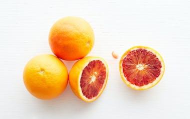 Organic Sanguinelli Blood Oranges