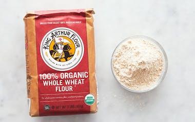 Organic Whole Wheat Flour