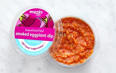 Smoked Eggplant Dip