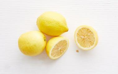 Organic Small Lemon Trio
