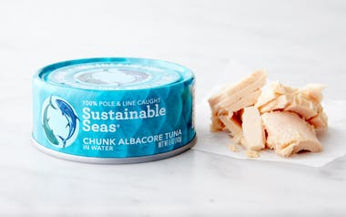 Chunk Albacore Tuna in Water