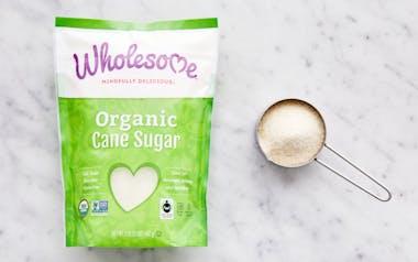 Fair Trade Organic Cane Sugar