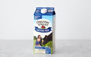 Lactose-Free Organic 2% Reduced Fat Milk