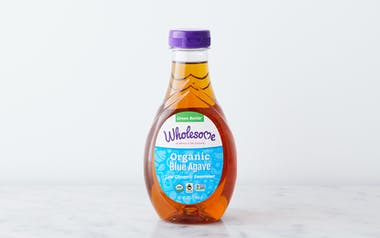 Organic Fair Trade Blue Agave Syrup