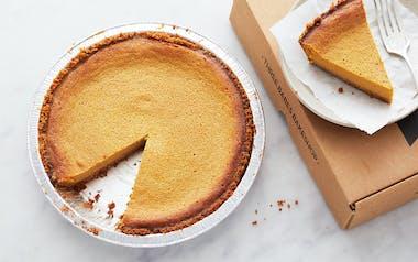 Wheat-Free Pumpkin Pie