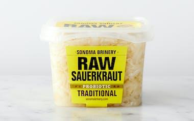 Raw Sauerkraut