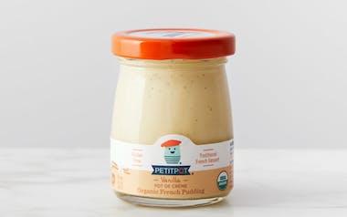 Organic Vanilla Pot de Crème