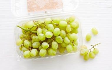 Organic Autumn King Seedless Green Grapes