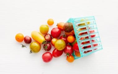 Organic Mixed Medley Cherry Tomatoes