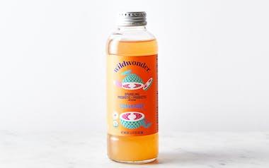 Guava Rose Sparkling Prebiotic + Probiotic Drink