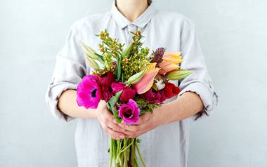 Organic Seasonal Bouquet