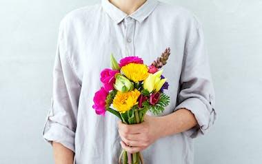 Organic Cutie Seasonal Bouquet