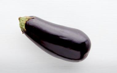 Organic & Fair Trade Globe Eggplant (Mexico)