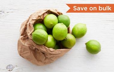 Bulk Organic Limes (Mexico)