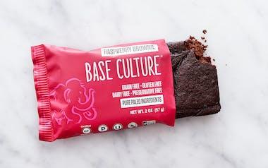 Paleo Raspberry Cocoa Brownie