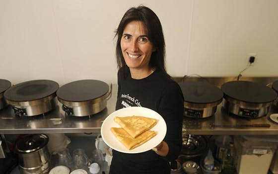 Maudet's Artisan French Crepes