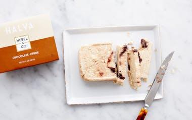 Chocolate Chunk Halva