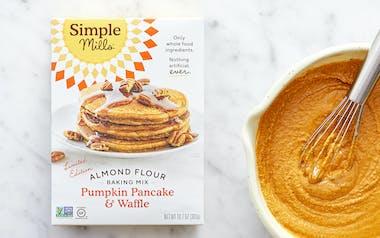 Almond Flour Pumpkin Pancake & Waffle Mix