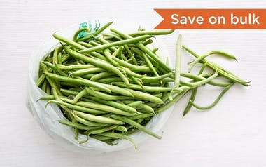 Bulk Organic Green Beans