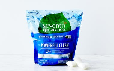 Free & Clear Dishwasher Detergent Packs