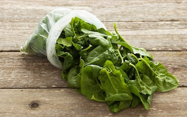 Bloomsdale Savoy Spinach
