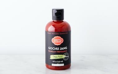 Tangy Apple Gochu Jang Hot Sauce