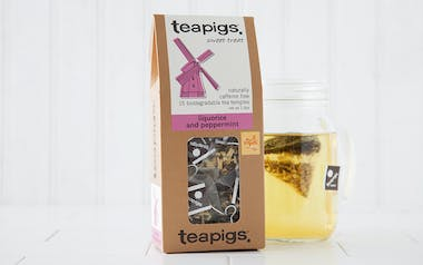 Liquorice & Peppermint Tea Bags