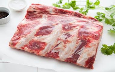 Grass-Fed Beef Back Ribs (Frozen)