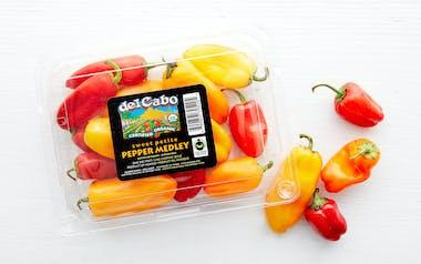 Organic & Fair Trade Mixed Pepper Medley (Mexico)